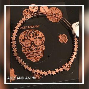 🆕Alex & Ani Star Beaded Adjustable Bracelet